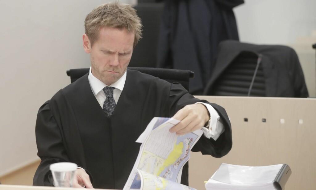 SKEPTISK: At regjeringsadvokat Fredrik Sejersted prosederte mot domstolenes rolle i vårt politiske system, var rett nok ikke like merkelig. Han intervenerte jo mot grunnlovfestingen av prøvingsretten i 2015. Foto: Lise Åserud / NTB Scanpix
