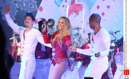 image: Så mye håver Mariah Carey inn på 15 minutters arbeid