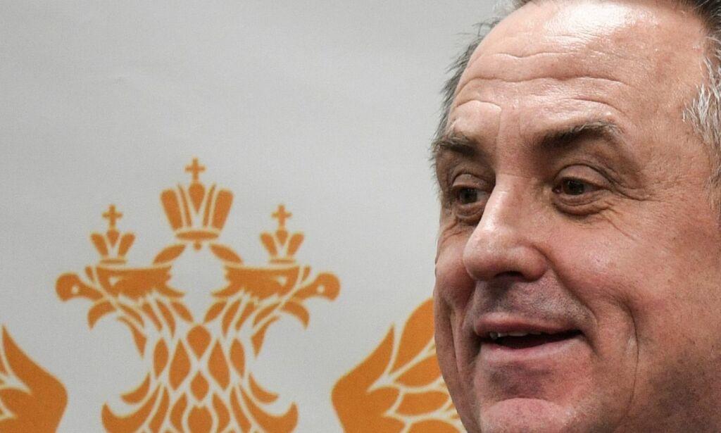 image: Livstidsutestengt av IOC - nå er han ferdig som sjef for fotball-VM