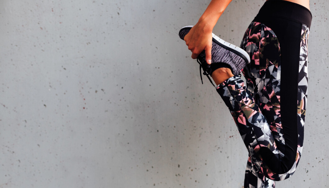 NYTT TRENINGSTØY: Vi kickstarter det nye året med å fornye garderoben! FOTO: NTB Scanpix