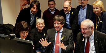 image: Uregjerlige Catalonia