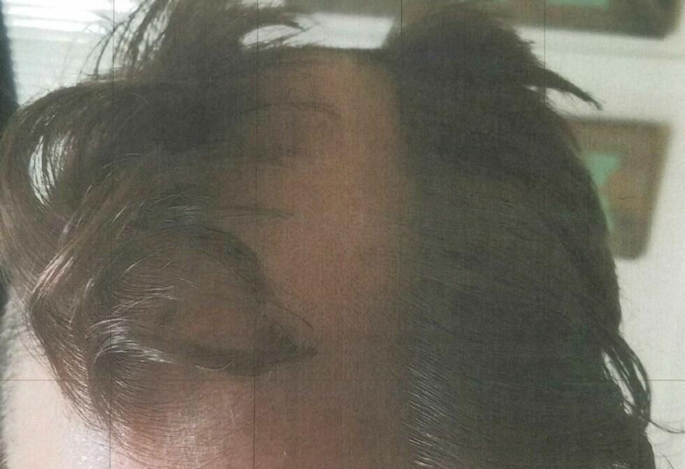 BENEKTER STRAFFSKYLD: En amerikansk frisør er arrestert etter å ha klippet en 22 år gammel kunde i øret. Han benekter straffskyld. Foto: Politiet i Madison