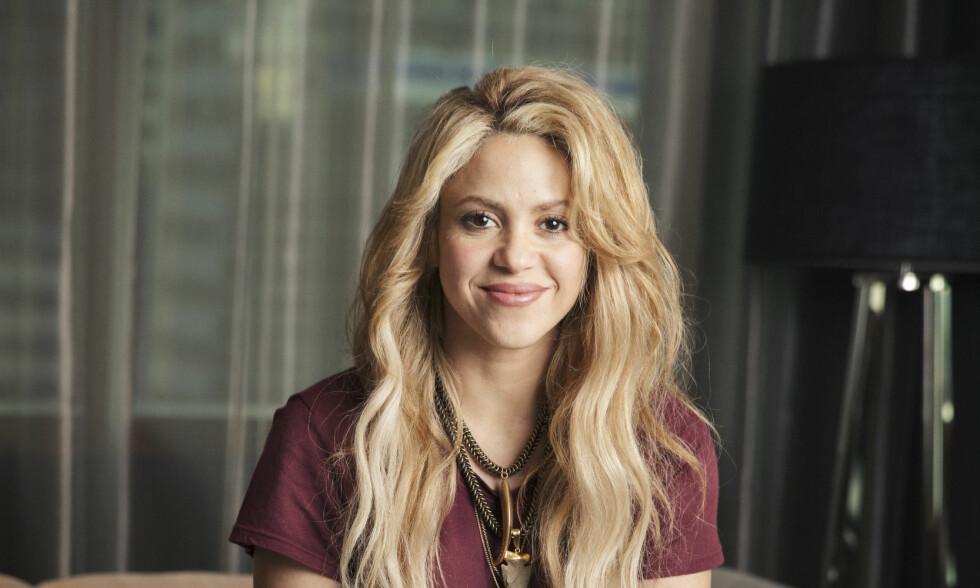 AVLYSER: Den colombianske popstjernen Shakira (40) har avbrutt resten av sin verdensturné grunnet stemmeproblemer. Foto: Victoria Will / Invision / AP / NTB scanpix