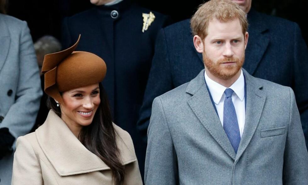 FÅR KRITIKK: Etter at prins Harry kom med en uttalelse om familiære forhold under et radioprogram for kort tid siden, har halvsøsteren til Meghan Markle gått ut og kritisert den britiske prinsen. Foto: NTB Scanpix