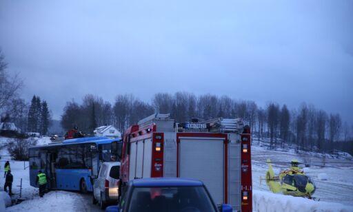 image: Åtteåring livstruende skadd i trafikkulykke i Østfold