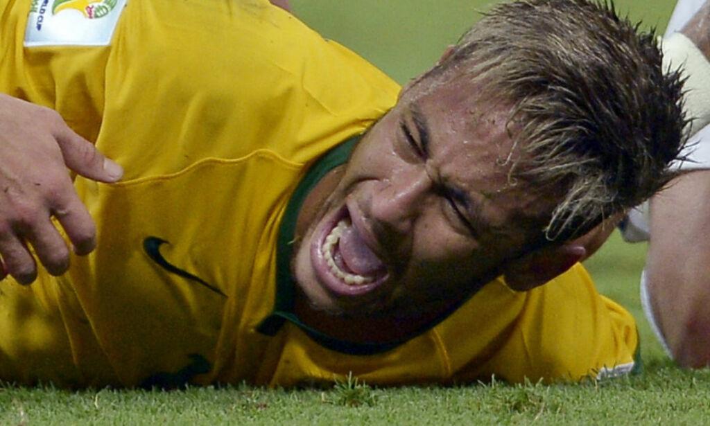 image: Neymar åpner opp om skrekkopplevelsen:- Jeg gråt i en uke