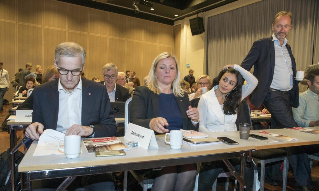image: Freder Jonas og Hadia etter Giske-saken