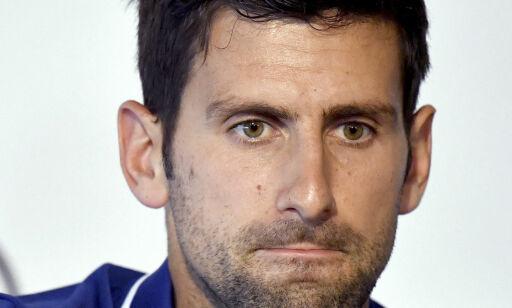 image: Djokovic utsetter tenniscomebacket