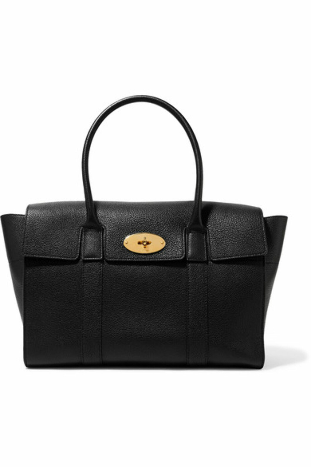<strong>Veske fra Mulberry |9000,-| https:</strong>//www.net-a-porter.com/no/en/product/915299/mulberry/the-bayswater-textured-leather-tote