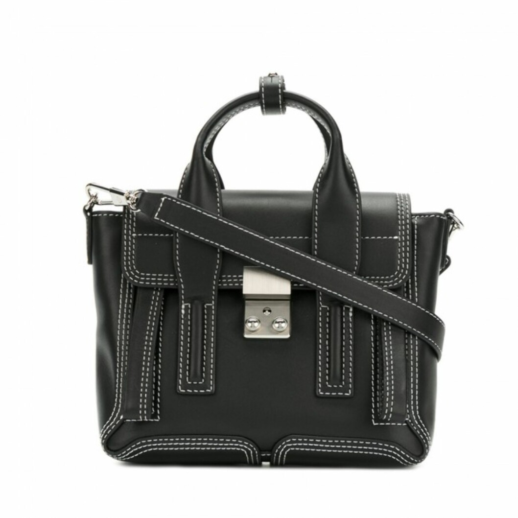 <strong>Veske fra Phillip Lim |4000,-| https:</strong>//www.ymeuniverse.com/no/sale/women/bags/pashli-mini-satchel-75581