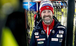 NORSK SMØRESJEF: Knut NYstad. Foto: Bjørn Langsem / Dagbladet