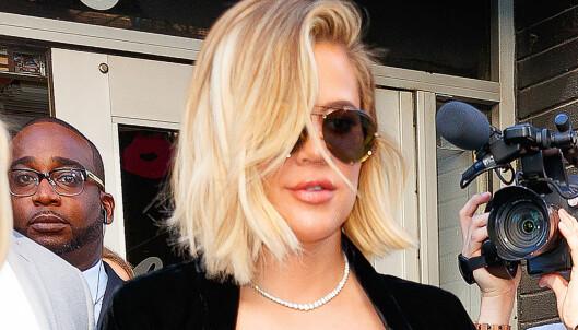 Khloe Kardashian slår tilbake mot kritikken