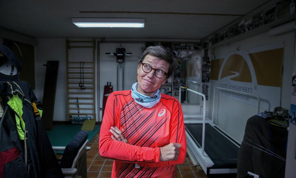 IRRITERT: Ingrid Kristiansen er irritert på ledelsen i Norges Idrettsforbund, og vil nå ha store forandringer. vFoto: Bjørn Langsem / Dagbladet