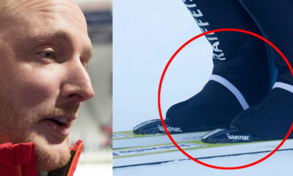 image: NRK-Evensen sperret opp øynene: - Hva har han funnet på?