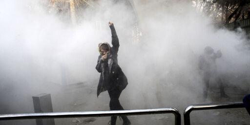 image: Irans fattigmannsopprør