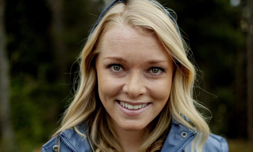 MAMMA FOR ANDRE GANG: Mandag kunne «Alt for Norge»-programlederen Henriette Bruusgaard avlsøre at hun har blitt mamma for andre gang. Foto: Stian Lysberg Solum / NTB scanpix