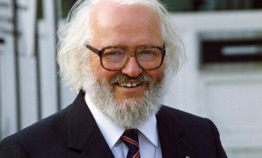 image: Journalist og forfatter Jahn Otto Johansen er død