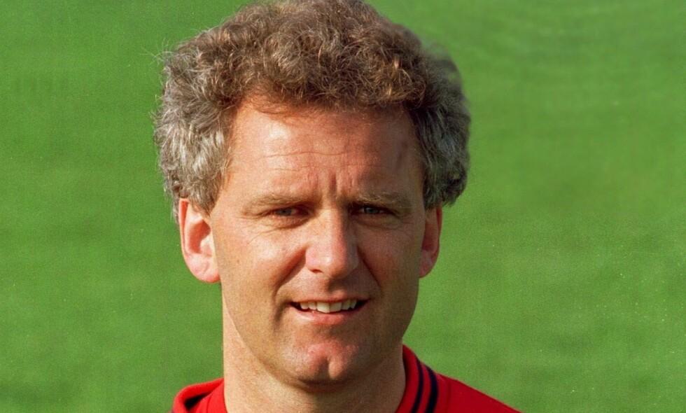 INNSTILT: Arne Larsen Økland er innstilt som ny visepresident i NFF. Han fikk flere landskamper for Norge i sin aktive karriere og har jobbet innen fotballen etter karriereslutt. Foto: Erik Johansen