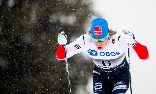 OL-KANDIDAT: Kasper Stadaas har vært en av Norges beste på klassisk sprint så langt denne vinteren. Foto: Jon Olav Nesvold/Bildbyrån