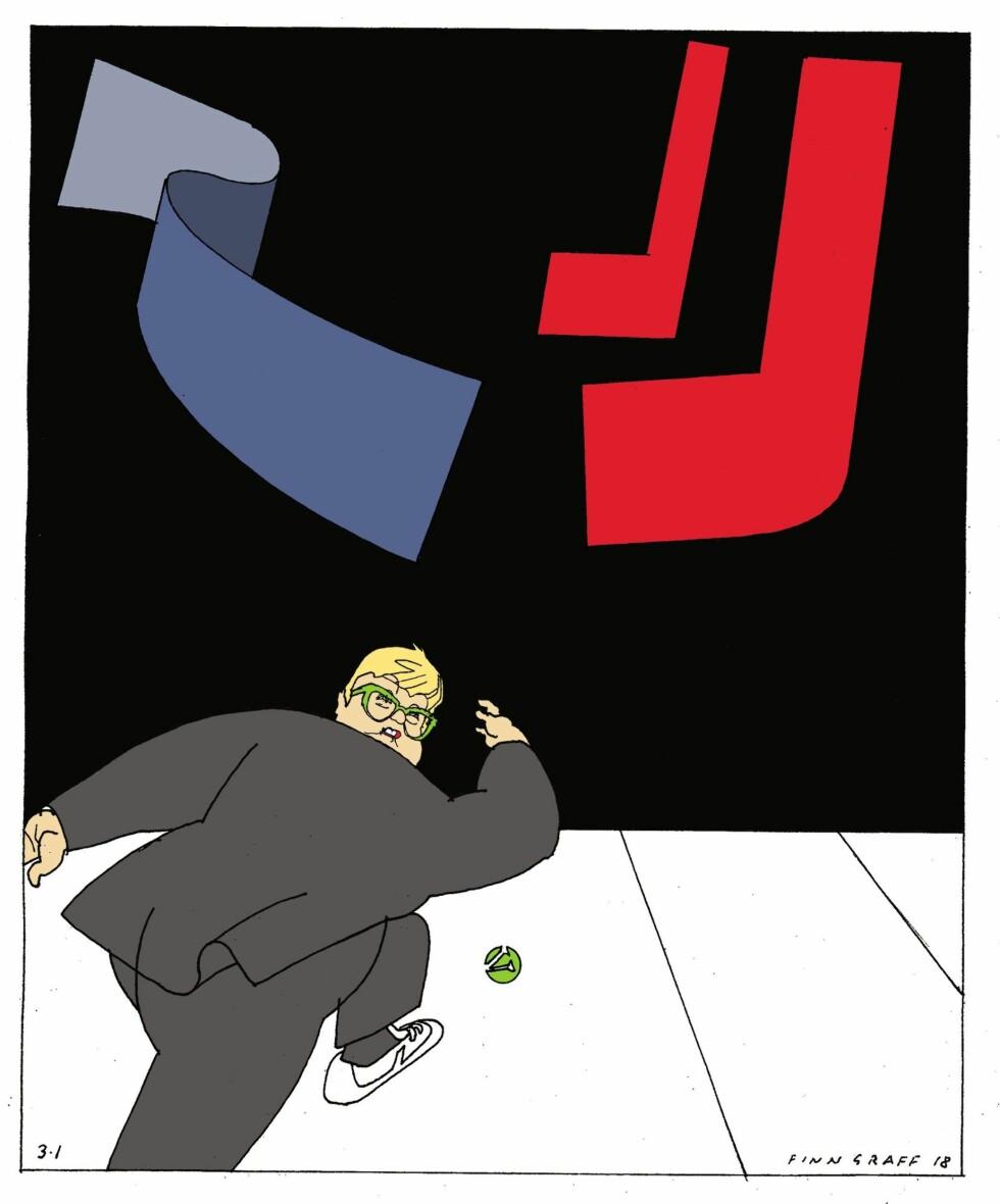 Tegning: Finn Graff: