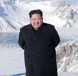 image: Kilder hevder Kim forbereder ny missiltest. Trump: - Min atomknapp er større enn hans