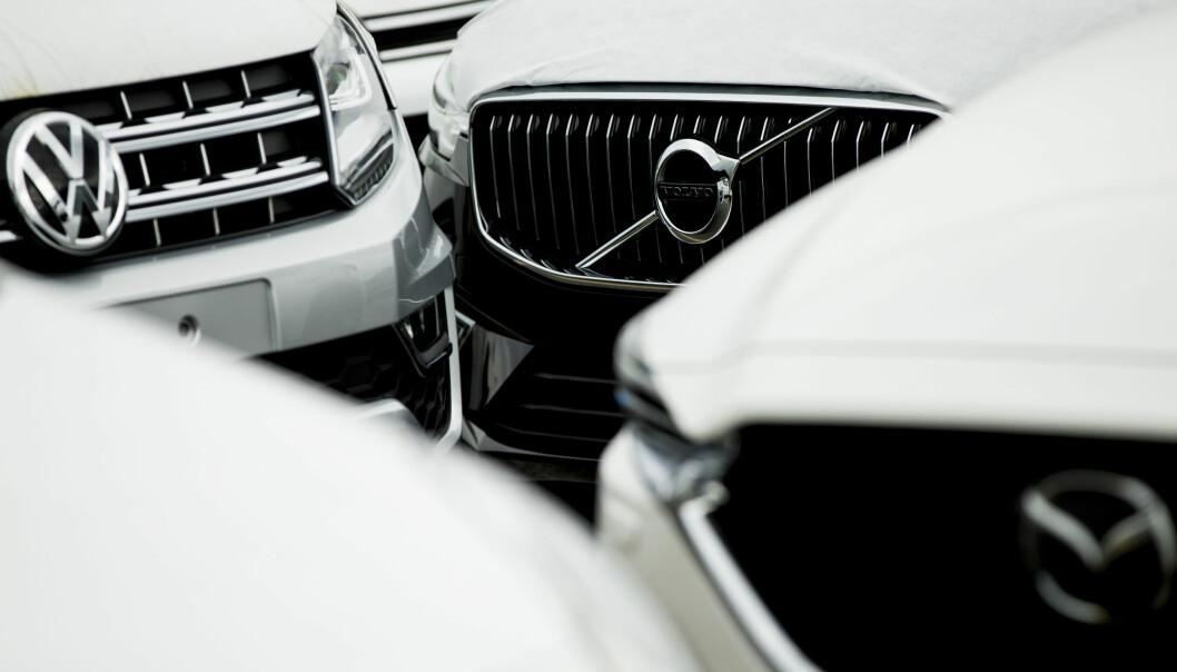 <strong>REKORD:</strong> Aldri tidligere er det blitt førstegangsregistrert flere biler i Norge enn i 2017. Og nybilsalget ligger fortsatt på samme nivå som under jappetiden. Foto: NTB scanpix