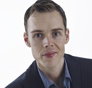 Helsefaglig rådgiver i LHL, Erik Arnesen. (LHL/Anders Bergersen)