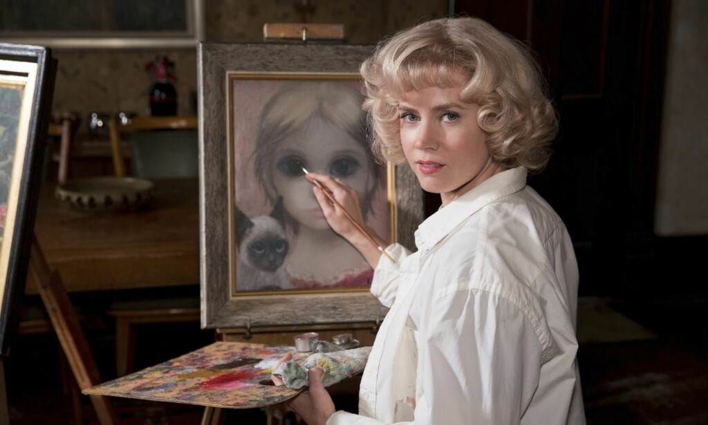 TRUE CRIME: Amy Adams spilte hovedrollen som Margaret Keane i filmen «Big Eyes». FOTO: NTB Scanpix