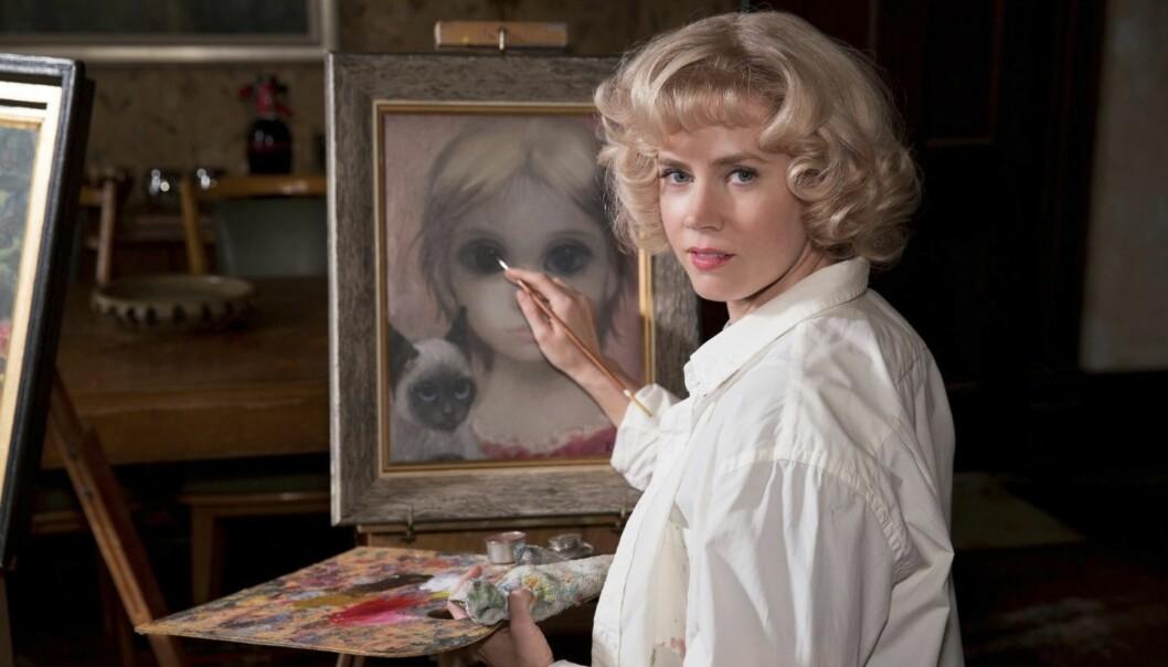 TRUE CRIME: Amy Adams spilte hovedrollen som Margaret Keane i filmen «Big Eyes». FOTO: NTB Scanpix