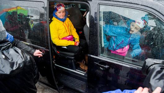 REIST HJEM: Maiken Caspersen Falla har slitt med lungetrøbbel under Tour de Ski og reiste hjem til Norge etter at sprintrennet ble avlyst. Foto: Jon Olav Nesvold/Bildbyrån