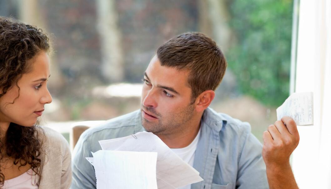 Har kjæresten din økonomiske problemer?