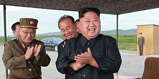 image: - Selv om han er diktator, er han en ganske fornuftig fyr