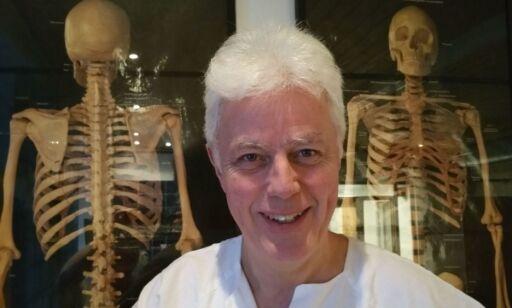 image: Da Oslo-legen fikk inn enda en pasient som hadde sklidd på glatta, diktet han opp en «resept»