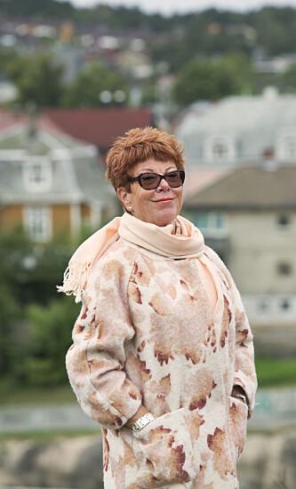 PÅRØRENDE: Både ektemannen og foreldrene til Anne-Kirsti ble syke. Hun ble deres nærmeste pårørende. FOTO: Ellen Jarli