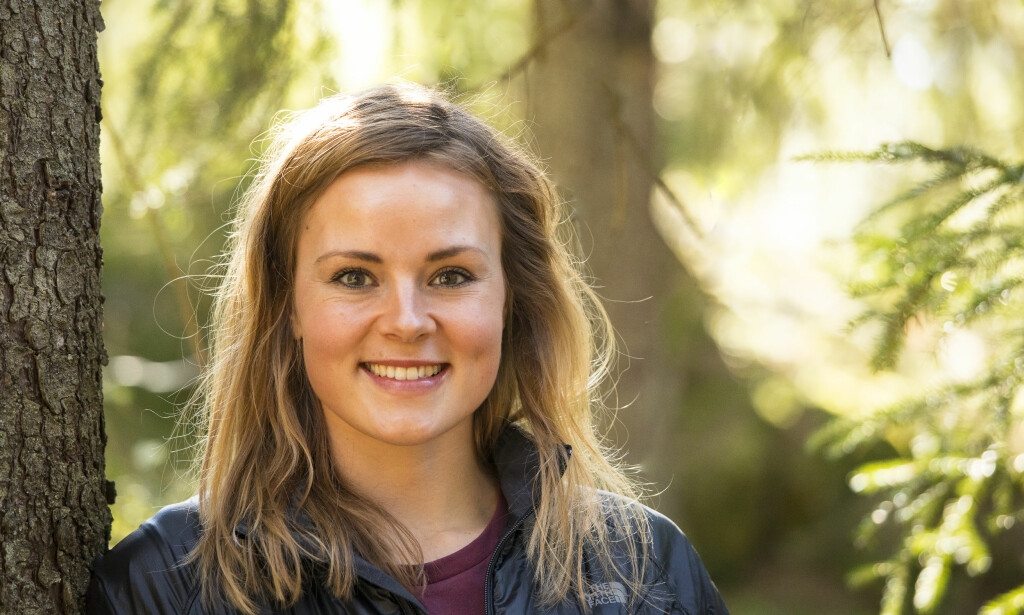 PROGRAMLEDERDEBUT: Helene Olafsen gleder seg til å lede NRKs sending fra Idrettsgallaen sammen med Atle Pettersen. Foto: Tor Lindseth, Se og Hør.