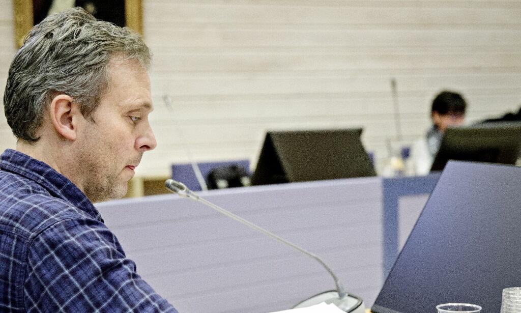 image: Brannmann i vitneboksen: - Sjefen kjeftet på oss under aksjon, kalte oss «jævla idioter»