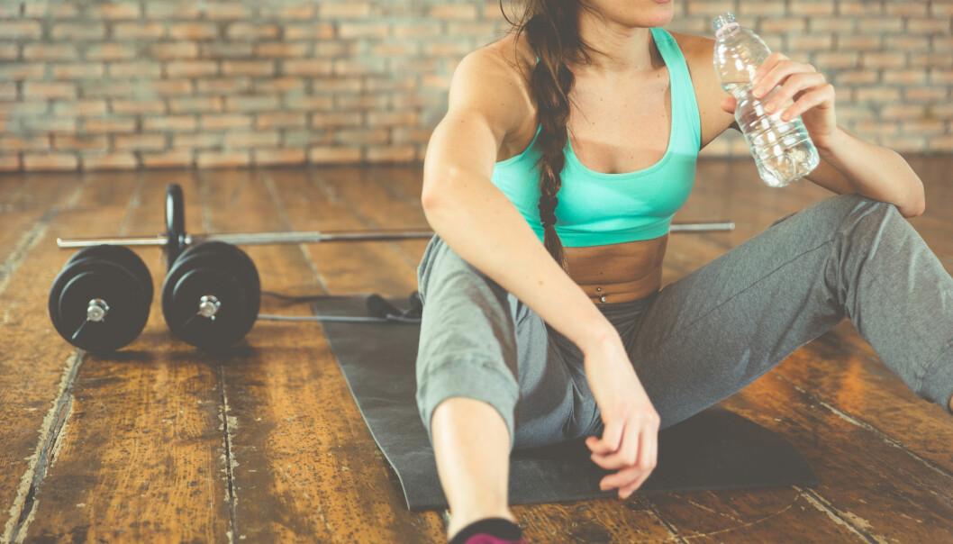 VIKTIG: På søvnunderskudd klarer ikke kroppen din å restiturere optimalt, og du presterer dårligere på trening. FOTO: NTB Scanpix