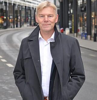 SAMLE LÅNENE: Banksjef Robert Berg anbefaler mange å refinansiere lånene sine for å spare penger. Foto: Instabank