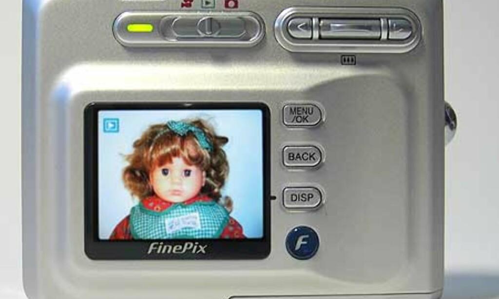 image: Fujifilm Finepix F410