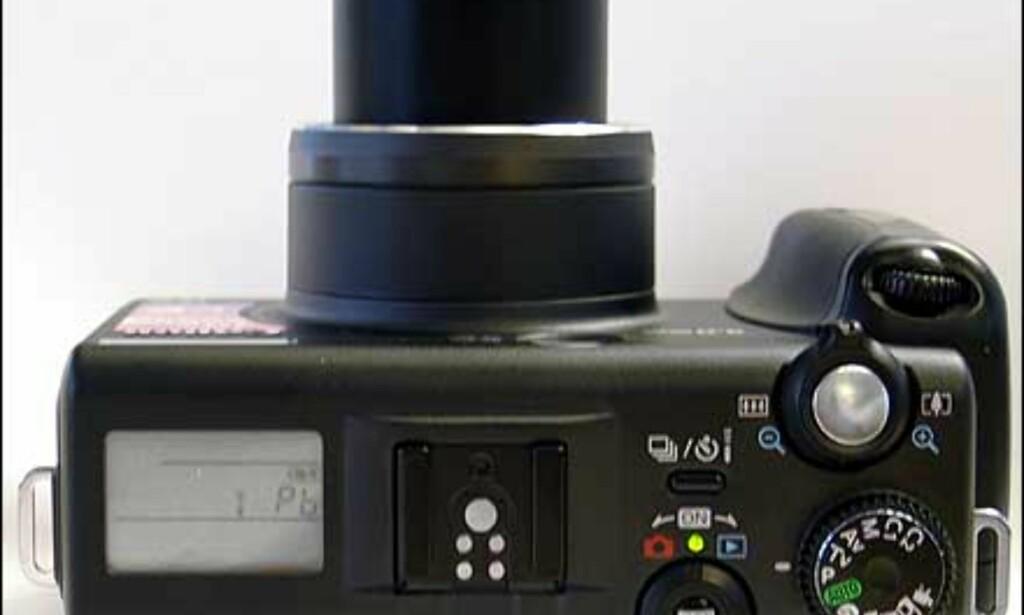 image: Canon Powershot G5