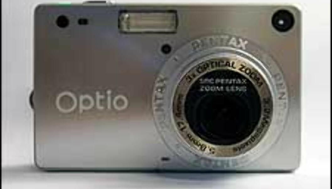 Pentax Optio S