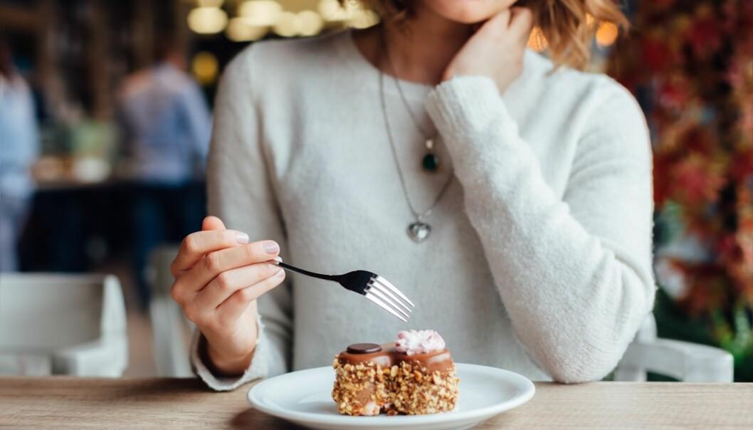SØTSUG: Det blir gjerne mye søtsaker i løpet av ferien. FOTO: NTB Scanpix