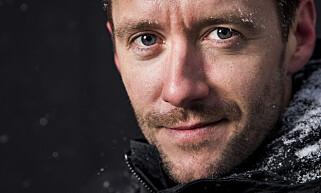 SPILLER BAALSRUD: Thomas Gullestad spiller Jan Baalsrud i «Den 12. mann».