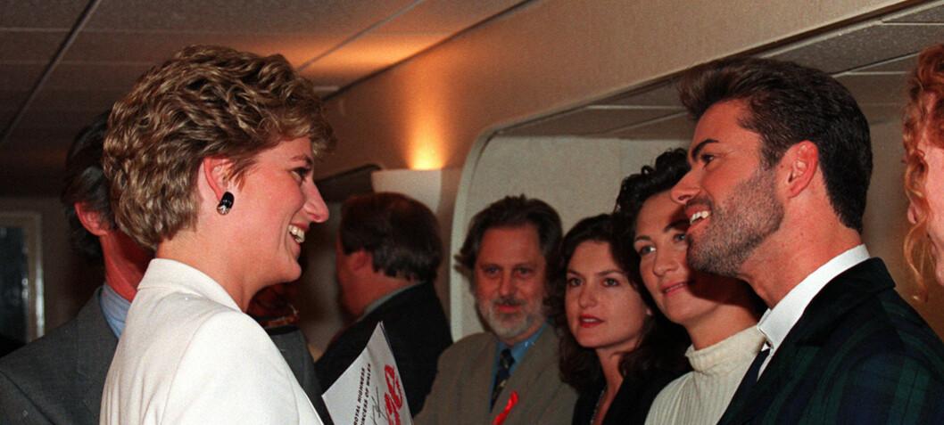 - Prinsesse Diana var tiltrukket av meg