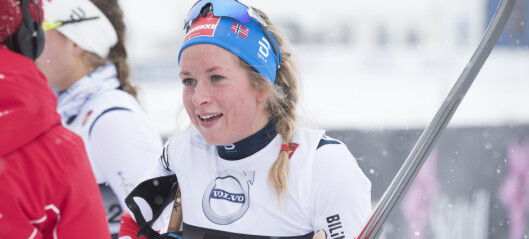 Norsk skrell: Anna Svendsen utklasset Charlotte Kalla i prologen