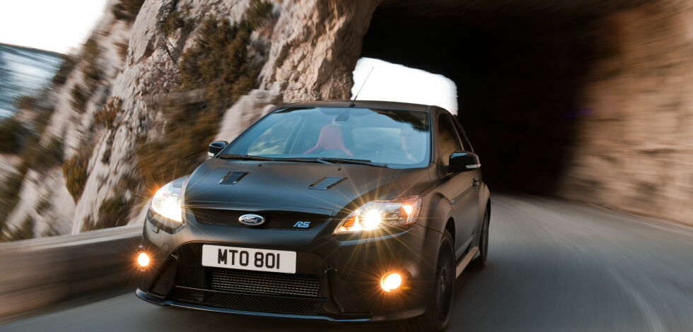 image: Møt Ford Focus RS500