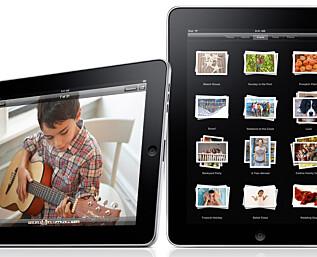 10 iPad-omtaler