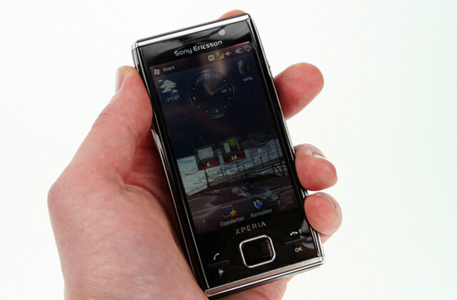 7a0823606 Mobiltest: TEST: Sony Ericsson Xperia X2 - DinSide
