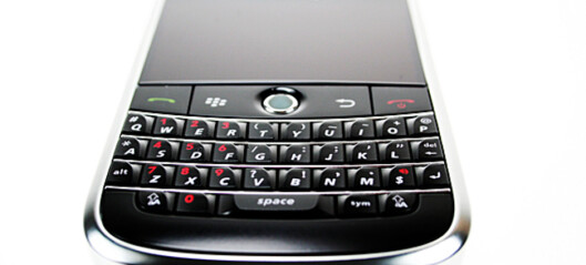 TEST: BlackBerry Bold