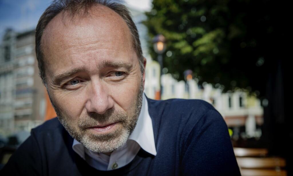BESTRIDER VARSLER: Trond Giske har skrevet brev til sentralstyret der han bestrider innholdet i tre varsler. Foto: Bjørn Langsem